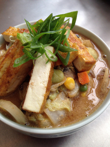veg easy recipes ramen Udon in Vegetable More Sesame, with Vegetables Diet: Tofu Broth, Our