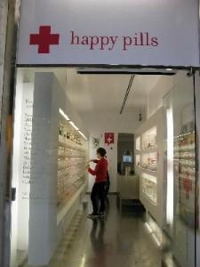 Happy Pills store front