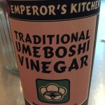 umeboshi vinegar