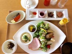 Furano breakfast