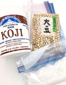 Sweet White Miso Class Kit